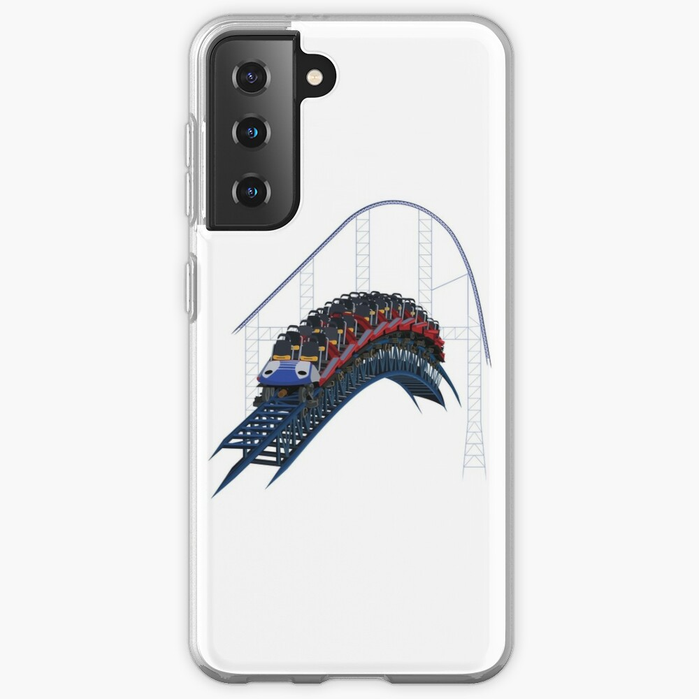 Millennium Forces Airtime Design Case & Skin for Samsung Galaxy