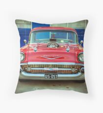 '57 Chevy Throw Pillow