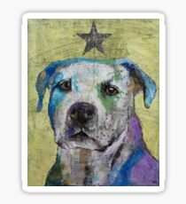 Pit Bull Terrier Sticker