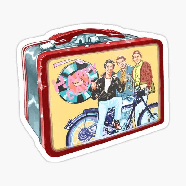 Happy Days Lunchbox Sticker