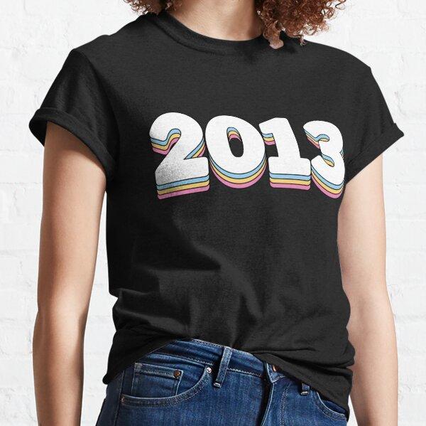 2013 Classic T-Shirt