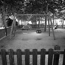 Park under Tree Lined Canopy by James2001