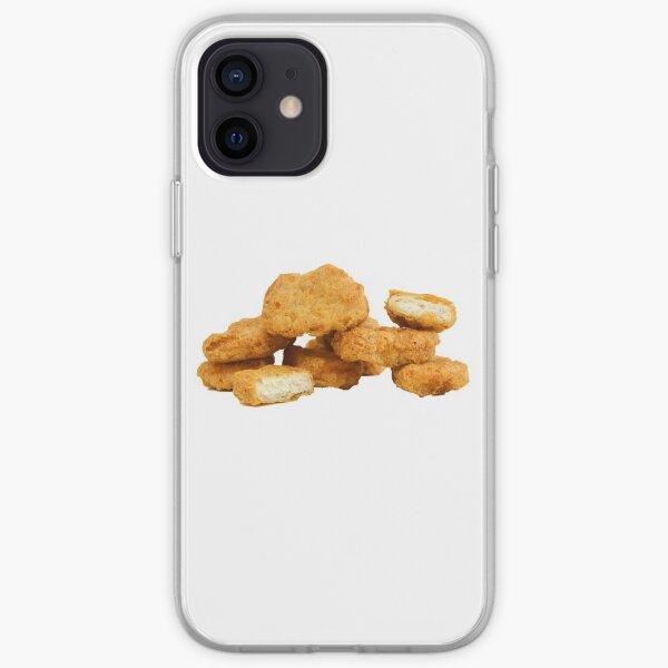 chicken nugget iPhone Soft Case