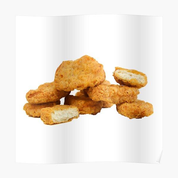 chicken nugget Poster