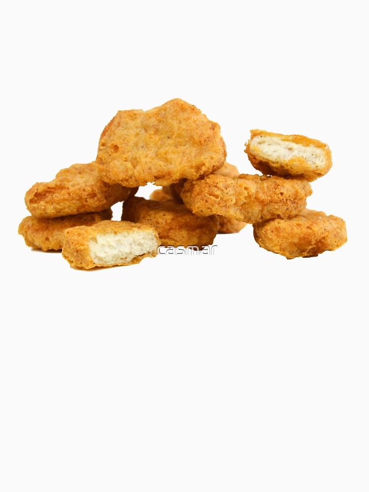 Nugget de pollo de casmar