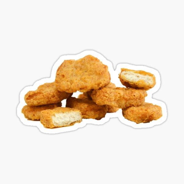 chicken nugget Sticker