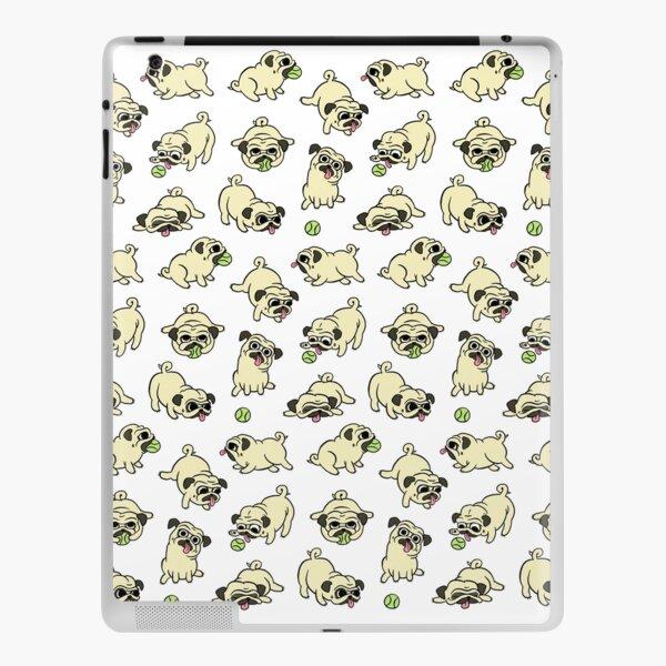 Playful Pugs iPad Skin