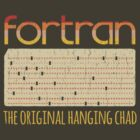 Fortran - The Original Hanging Chad by jphiliphorne
