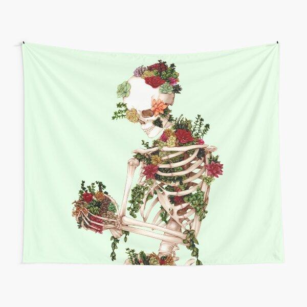 Succulent Surrender Tapestry