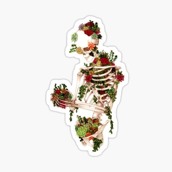 Succulent Surrender Sticker