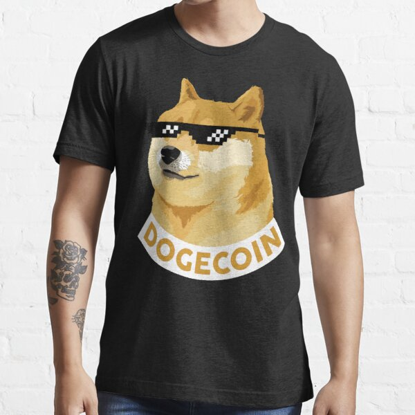 DOGECOIN Essential T-Shirt