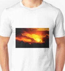 Sunset at Champion Lakes Unisex T-Shirt