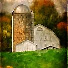 Down On The Farm by Lois  Bryan