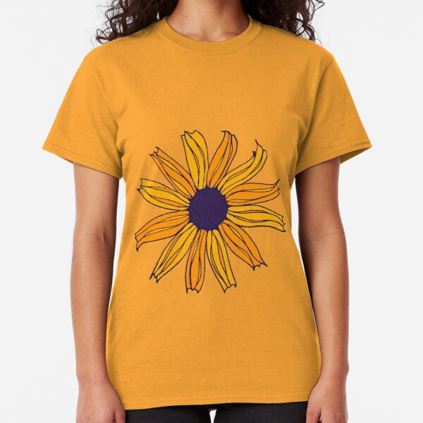 Black Eyed Susan Classic T-Shirt