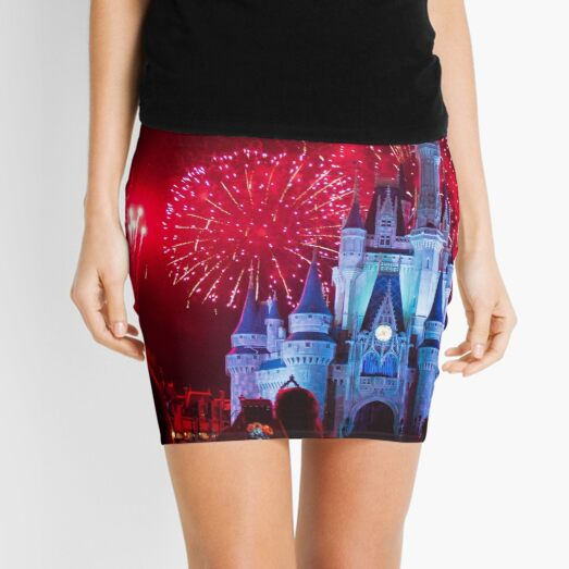 Make a Wish Mini Skirt