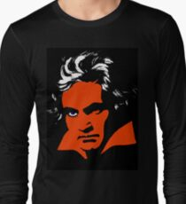 A Clockwork Orange. Beethoven. Long Sleeve T-Shirt