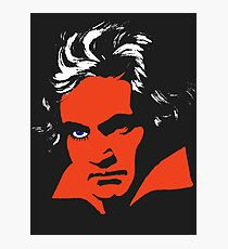 A Clockwork Orange. Beethoven. Photographic Print