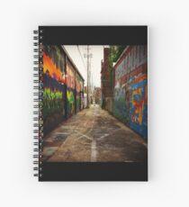 Cuaderno de espiral Kansas City Alley