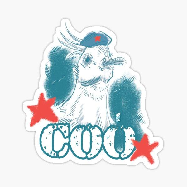 Coo Sticker