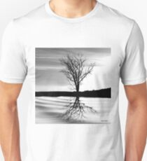 At End of Day III (Image & Poem) T-Shirt