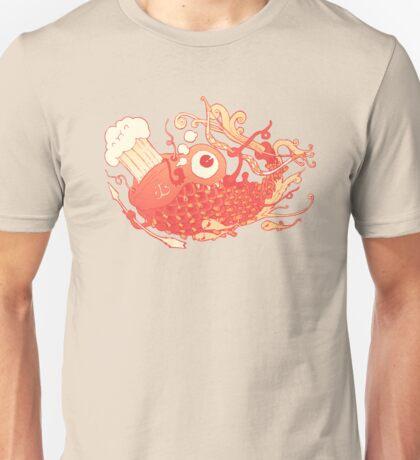 Japanese Red Carp Unisex T-Shirt