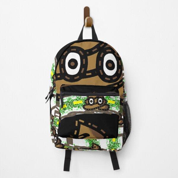 Sh!t in a Handbasket? Fear Not! (Playful Art) Backpack