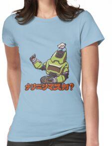 Takahashi Womens Fitted T-Shirt