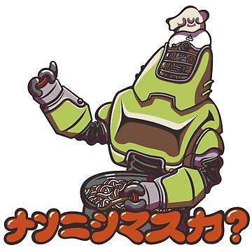Takahashi by OldHermit