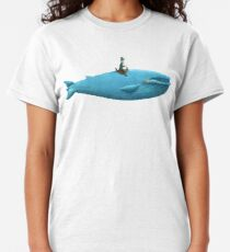 Whale Rider  Classic T-Shirt