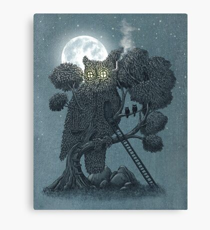 Night Watch  Canvas Print