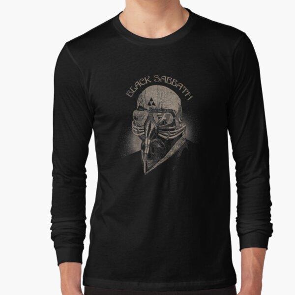 black head Long Sleeve T-Shirt