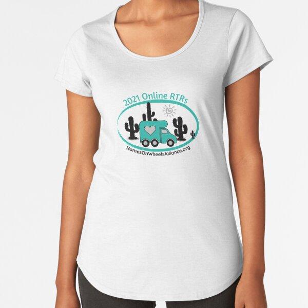 2021 Online RTRs Premium Scoop T-Shirt