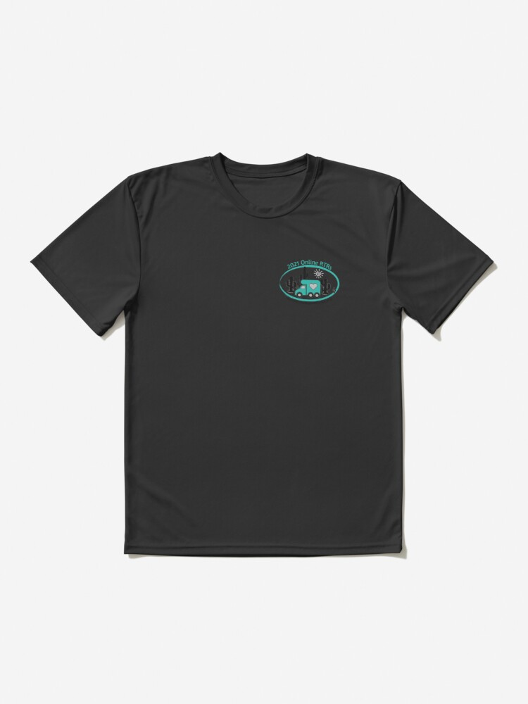 Alternate view of 2021 Online RTRs Active T-Shirt