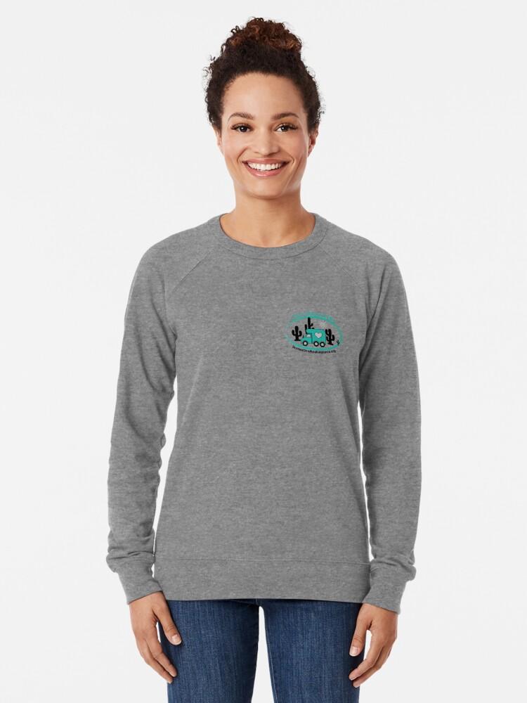 Alternate view of 2021 Online RTRs Lightweight Sweatshirt