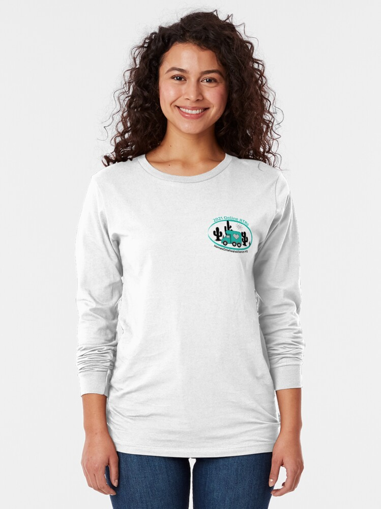 Alternate view of 2021 Online RTRs Long Sleeve T-Shirt