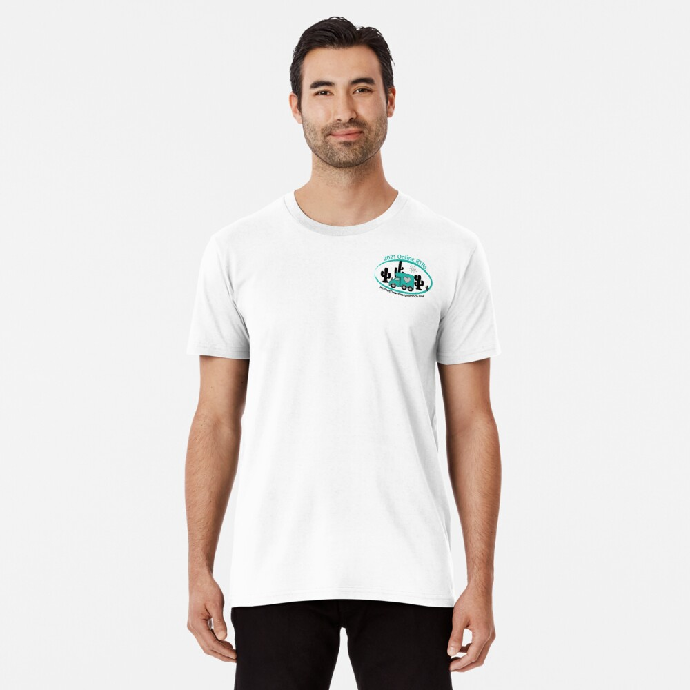 2021 Online RTRs Premium T-Shirt