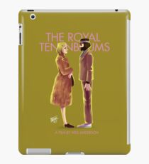 The Royal Tenenbaums by Wes Anderson iPad Case/Skin