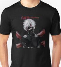 Kaneki ken 011 - Tokyo Ghoul T-Shirt