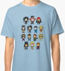 The Johnny Depp Collection Classic T-Shirt