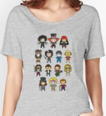 The Johnny Depp Collection Women's Relaxed Fit T-Shirt