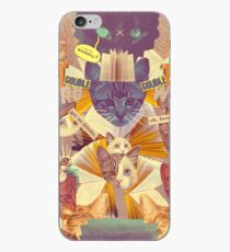 Cats n Books n Books n Cats iPhone Case