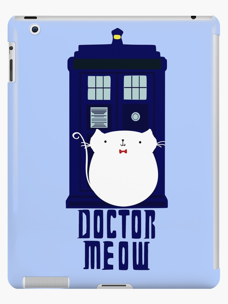 doctor meow by FandomizedRose