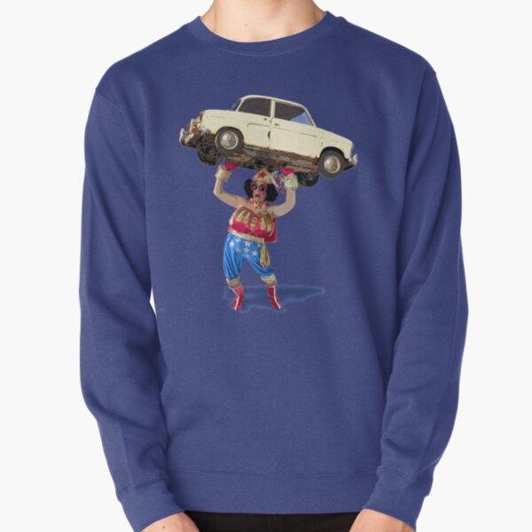 The Fabulous Wonder Mama Super Strength! Pullover Sweatshirt