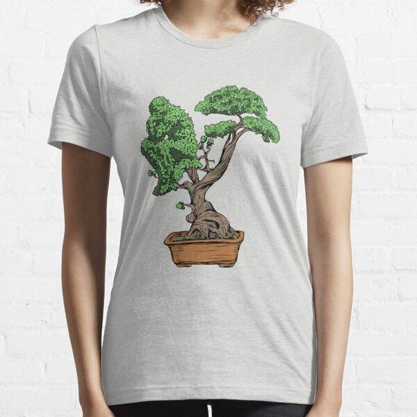 Bonsai Thinking Essential T-Shirt