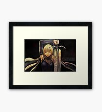 Claymore Framed Print