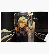 Claymore Poster