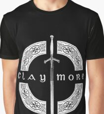 Claymore Graphic T-Shirt