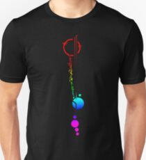 Lexas Tattoo (Regenbogen) Slim Fit T-Shirt