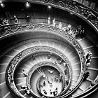 Vatican Stairs by stefano senise