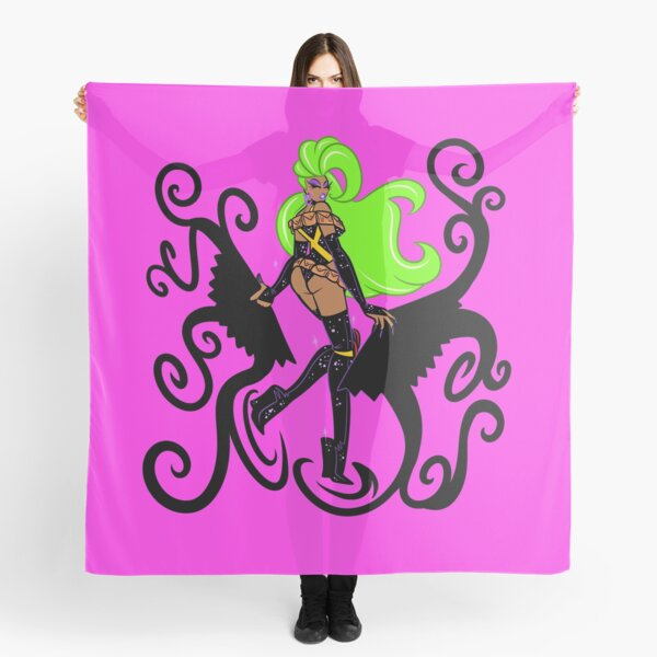drag hero Scarf
